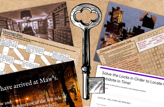 Spark Your Students' Creativity with this Jekyll and Hyde Digital Escape Room